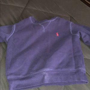 Ralph Lauren Kids polo sweatshirt